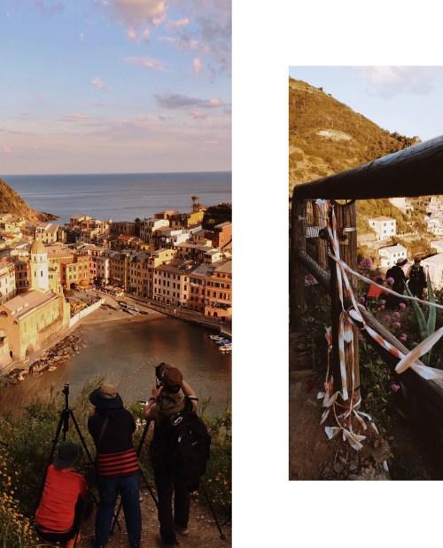 Cinque Terre; Vernazza; Italien