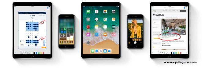 Cydia iOS 11 download