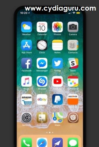 iPhone X jailbreak