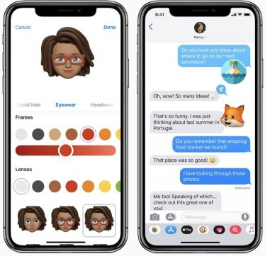 iOS 12 features