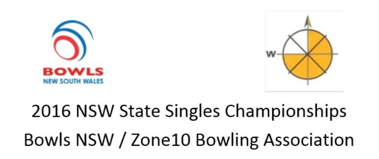 2016 State Singles