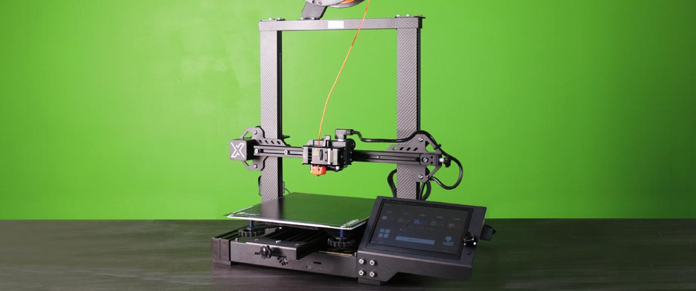 BIQU BX 3D Printer from BigTreeTech & BIQU