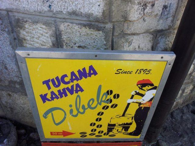"""Prepoznatljiv suvenir Sarajeva """"tucana kahva"""" Dibek"""