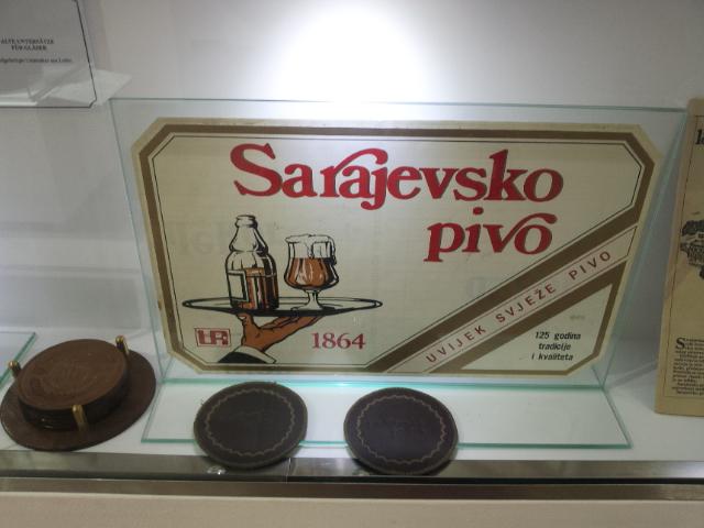 Prvi i jedini muzej piva u Bosni i Hercegovini nalazi se u sarajevskom naselju Bistriku