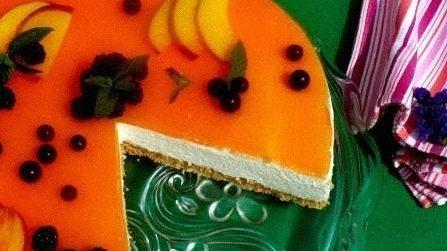 Lagani ljetni kolač