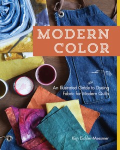 Modern Color by Kim Eichler-Messmer book cover