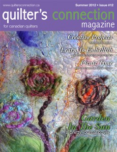 Quilter's Connection Magazine Summer 2012