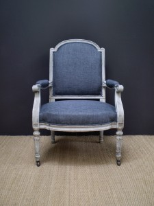 Painted Fauteuil