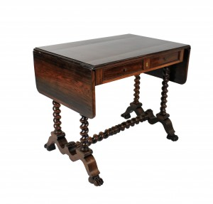 French Rosewood Table
