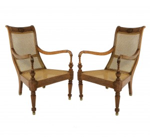 Anglo Ceylonese Chairs