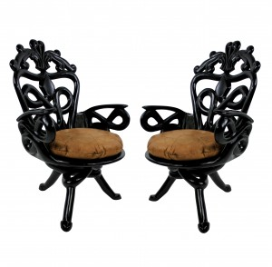 Surrealist Armchairs