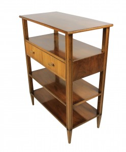Walnut Etagere