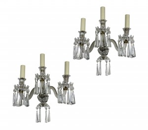 Baccarat Sconces