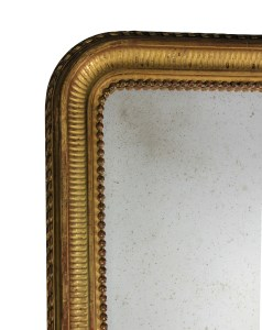 Gilt Wood Mirror