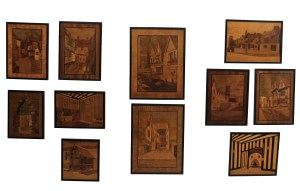 Marquetry Pictures