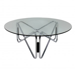 Geometric Occasional Table