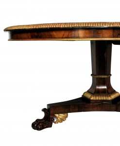 Regency Breakfast Table