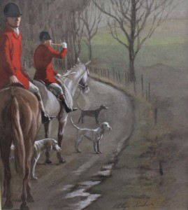 Boxing Day Hunt, Elham