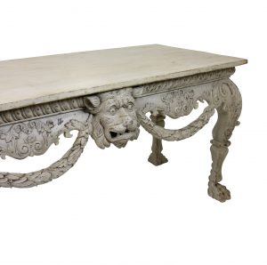Large English Console Tables