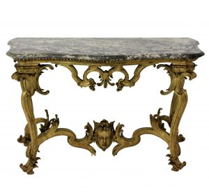 George II Giltwood Table