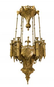 Gothic Chandeliers