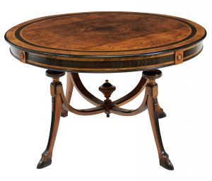 French Sofa Table