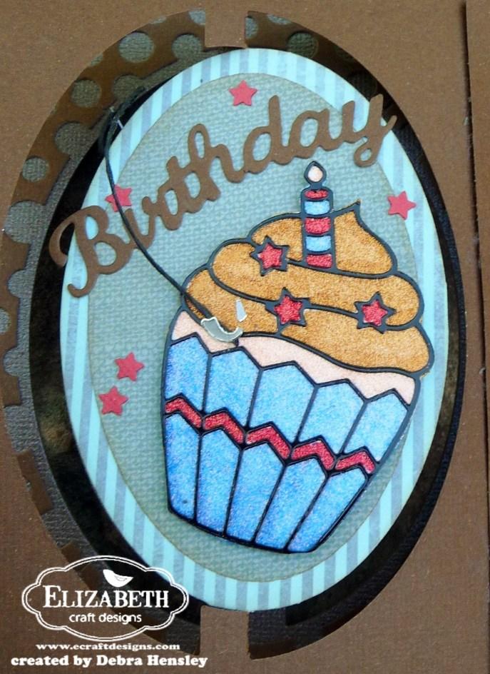 ovals cupcake closeup 1 P1060332