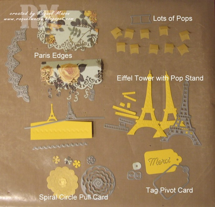 KB PIW Eiffel Tower pieces