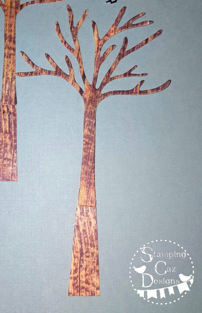 re sized tree