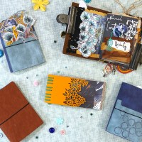 Introducing the Art Journal - Traveler's Notebook Collection | Technique Friday