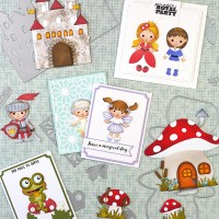 Storybook Collection from Joset van de Burgt | Technique Friday
