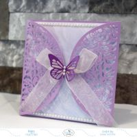 Gate-fold Birthday Card