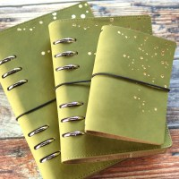 Olive Planners, Sidekicks, & Traveler's Notebooks | Technique Friday