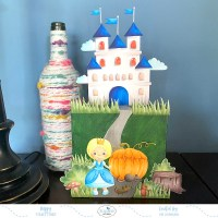 Fairy Tale Table Decor