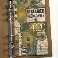 Quick and Easy December Day by Day Page Tips