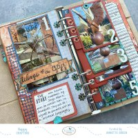 Creating Cascading Photo Flaps in your Planner