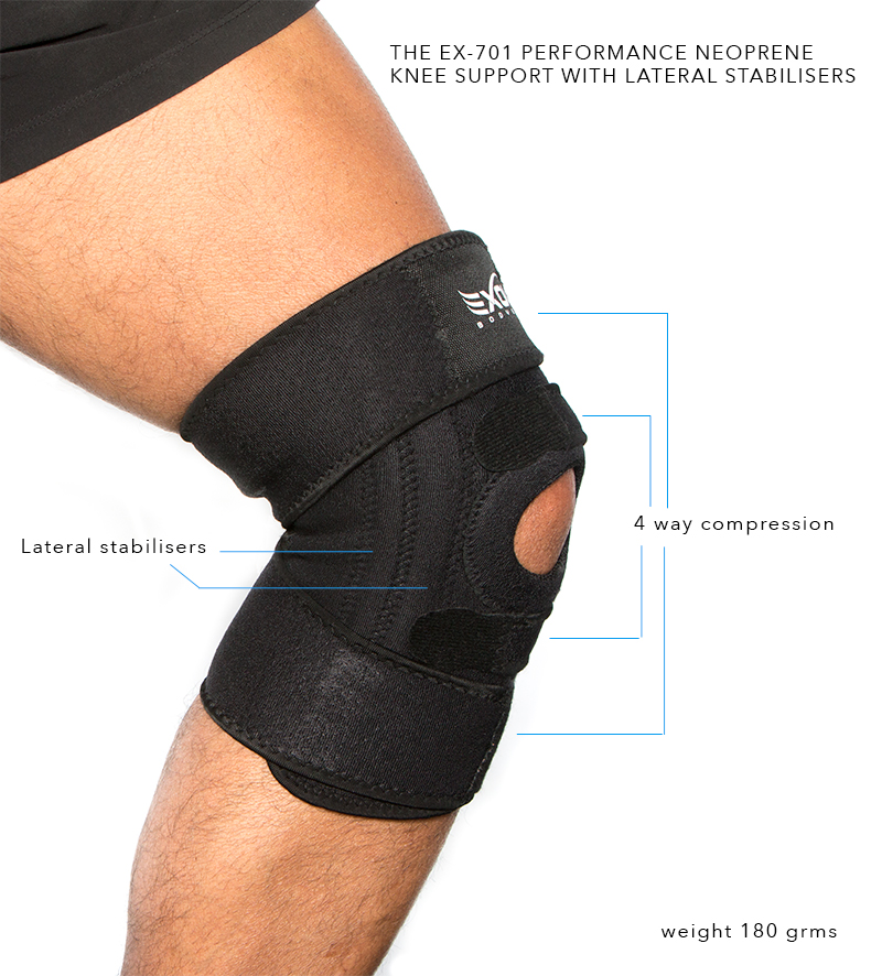4a89936408 How Using A knee Support Can Help For Arthritis - Exous Bodygear