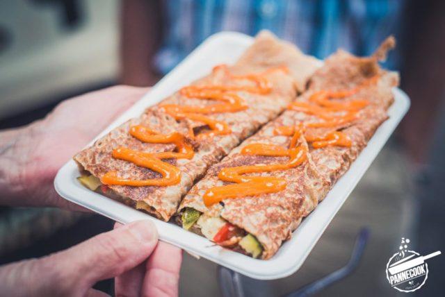 Food truck pannecook - Foodtruckbestellen.be
