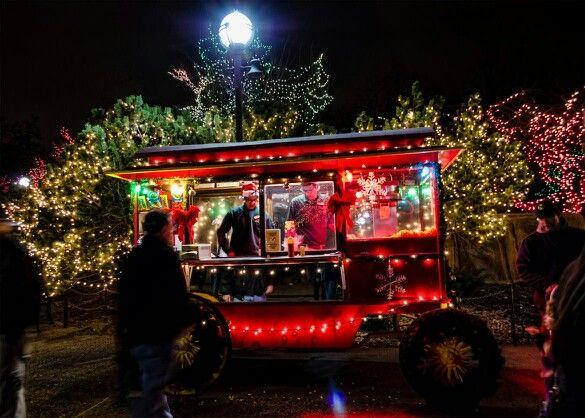 food truck op je kerstfeest