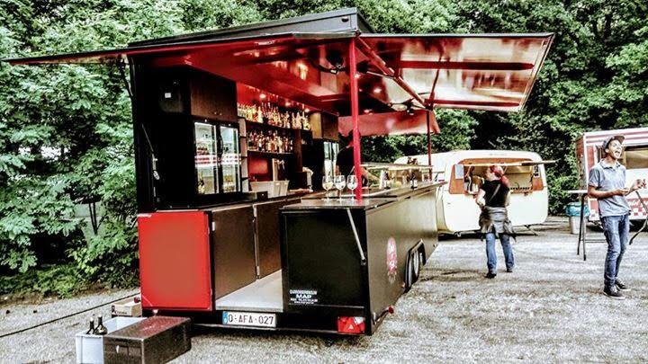 Drinks on Tour op Foodtruckbestellen.be