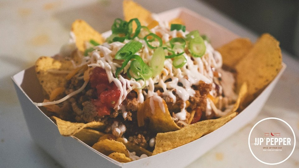 Nachos-Up'pepper foodtruck