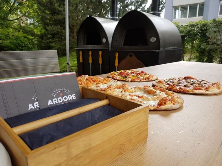Ardore pizza foodtruck