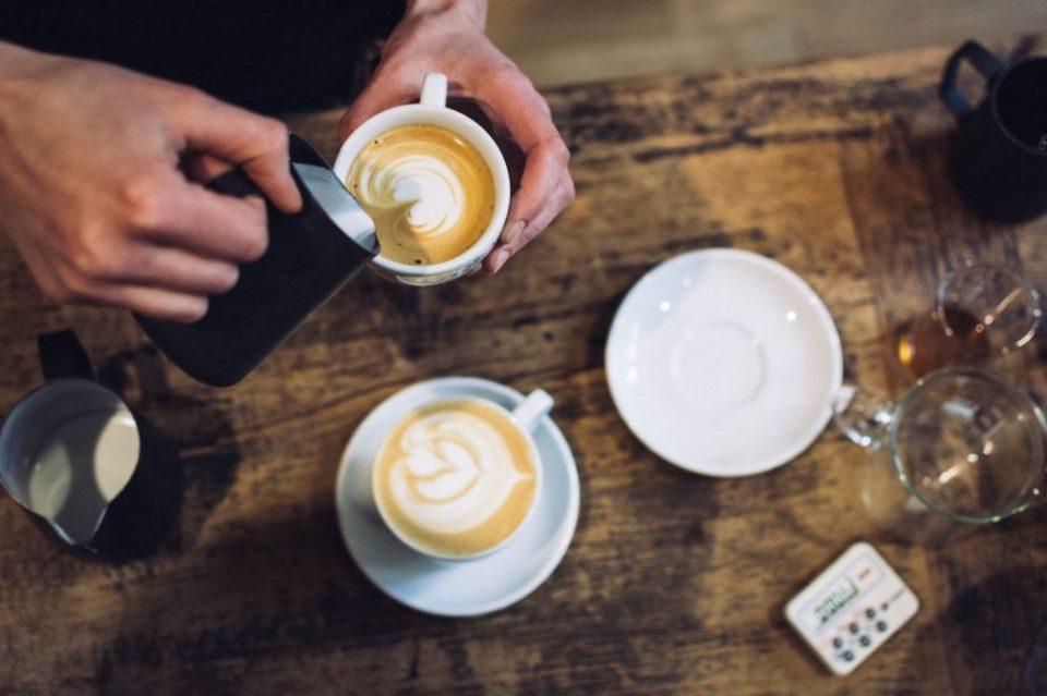 mobiele koffiebars
