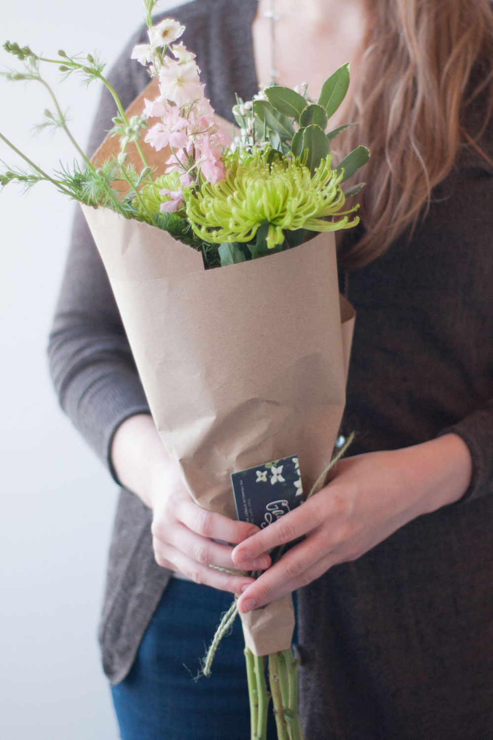 Giving Someone Flowers | Gather Goods Co