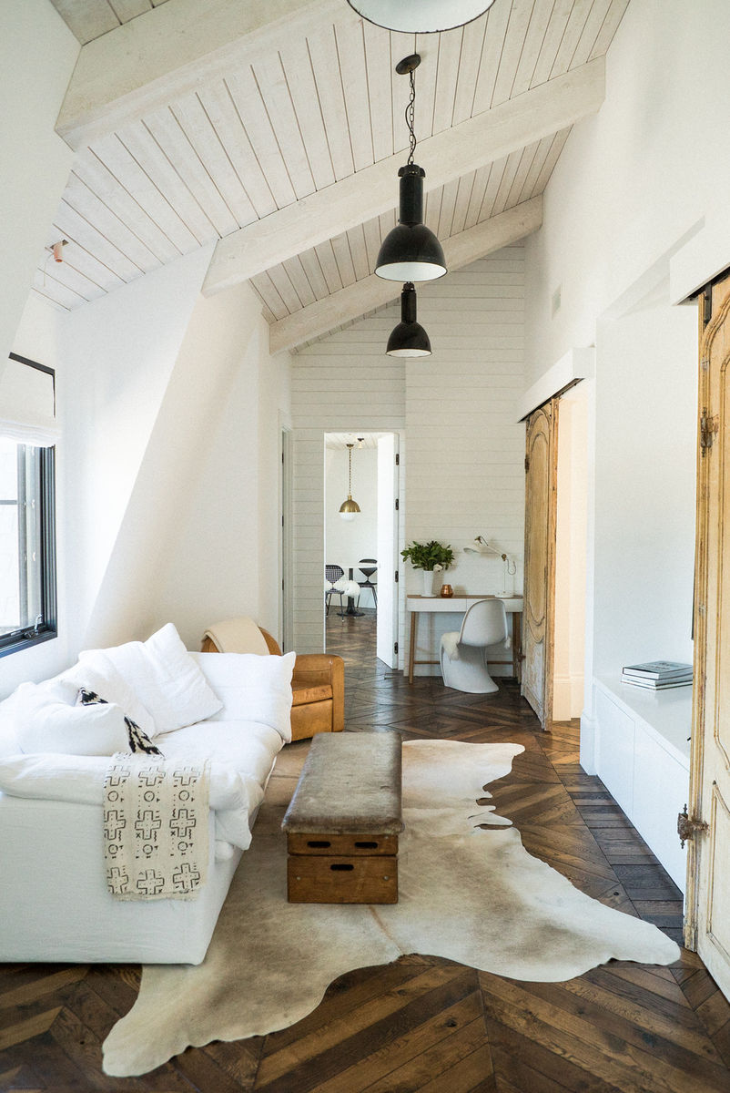Relaxed Living Room, Leanne Ford   Gather Goods Co