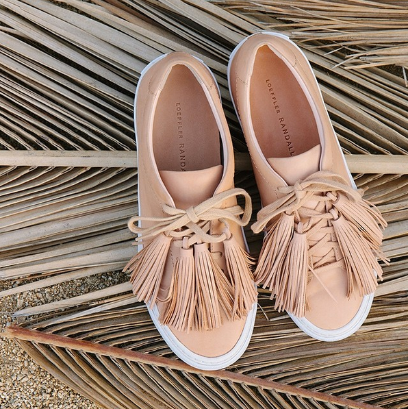 Loeffler Randall Tassel Shoes | Gather Goods Co