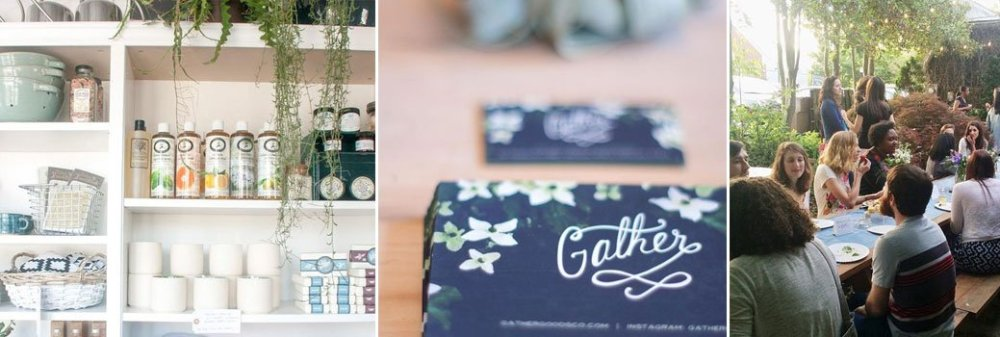 Gather-Studios, Downtown Cary, North Carolina