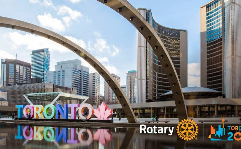 Rotаract Preconvention in Toronto