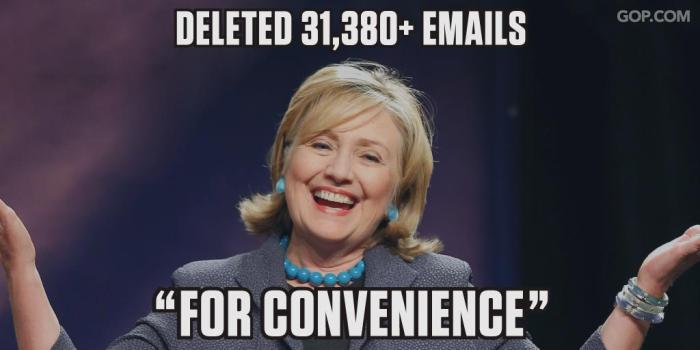 Hillary's Lame Excuse002 - GiveMeSomeEnglish!!!