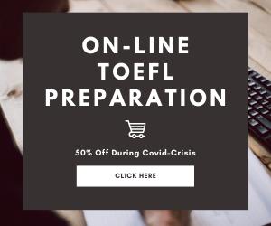 TOEFL Preparation On-Line
